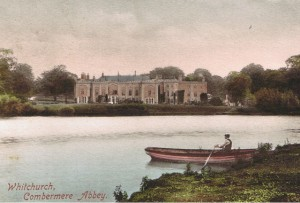 RESTO 18th C from across the lake