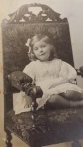 fidelia as child