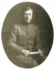 Jay WWI Portrait