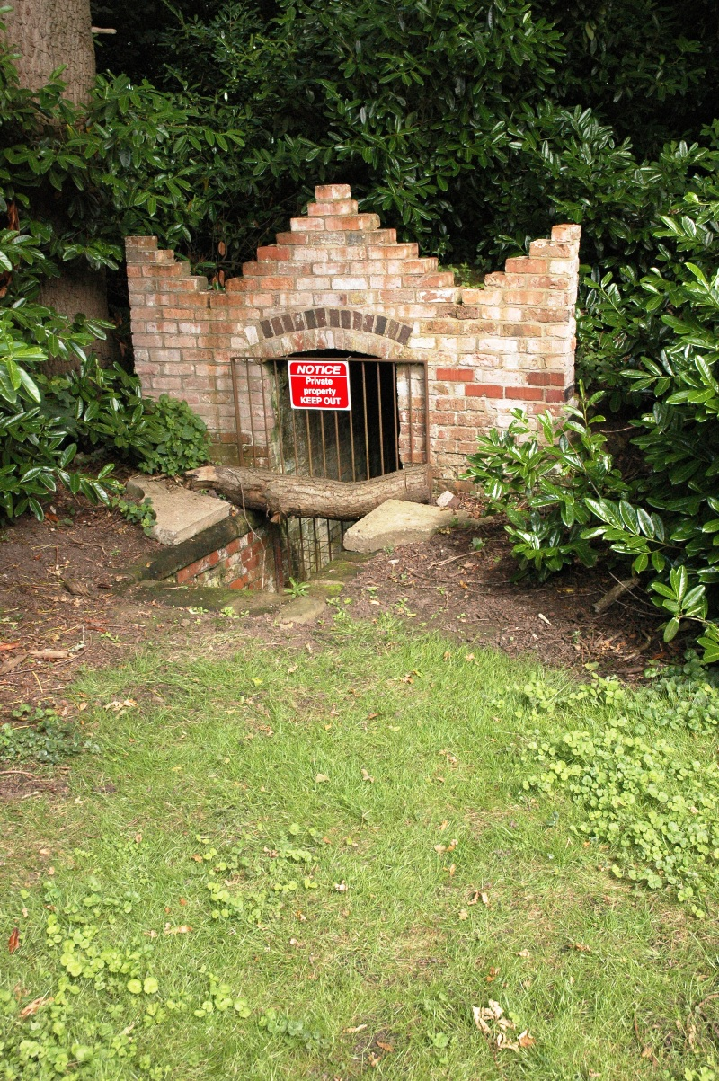 So Cool! The Combermere Abbey Ice House - Combermere Abbey