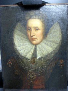 Elizabeth I before