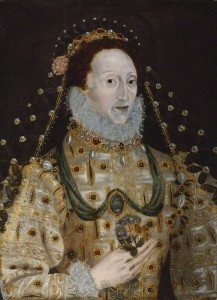 NPG 200; Queen Elizabeth I by Unknown artist